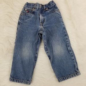 Tommy Hilfiger Jeans Straight Leg Zip Fly